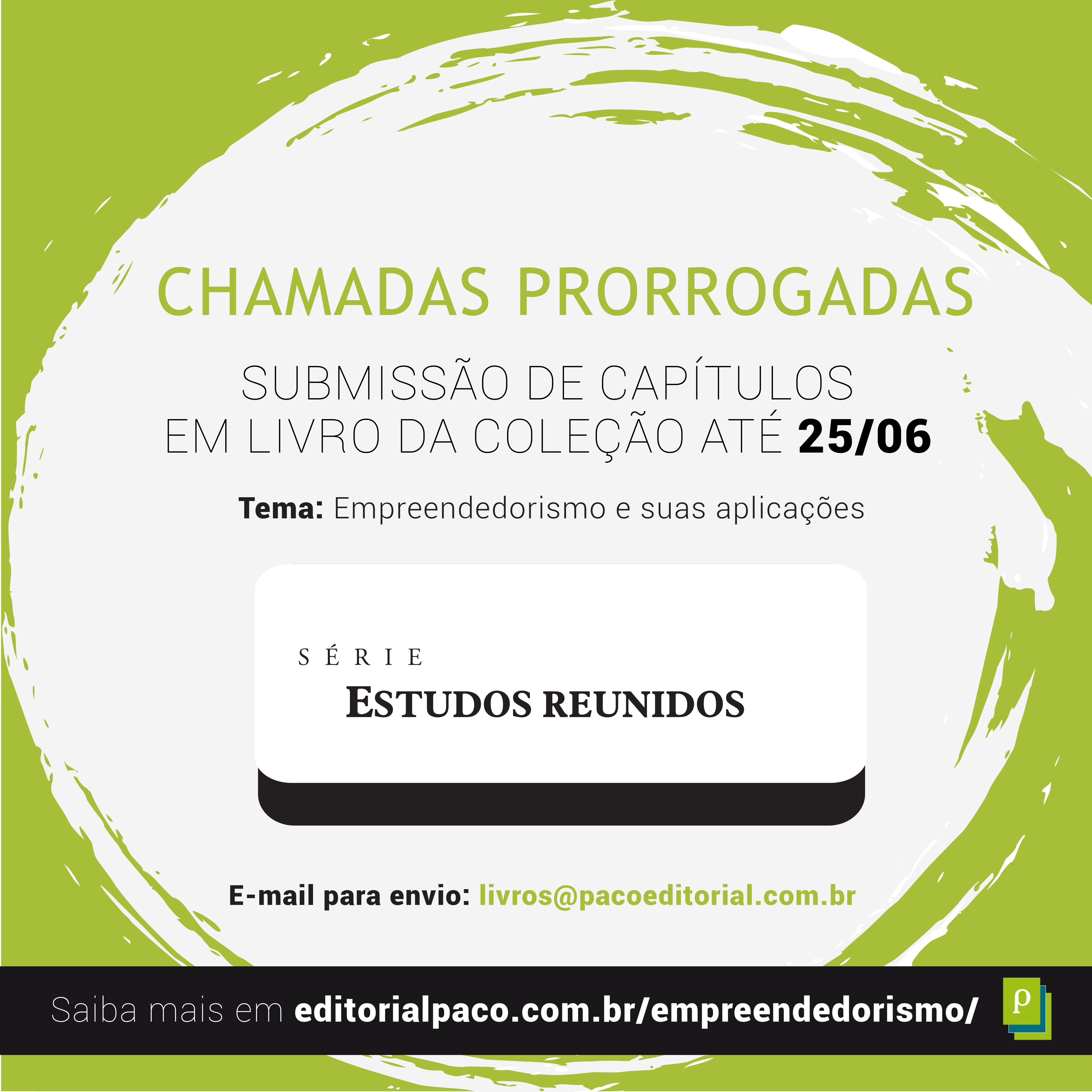 Série Estudos Reunidos_empreendedorismo