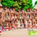Dança tradicional do Alto Xingu, Território Indígena do Xingu | © Ana Lucia Gonçalves / ISA