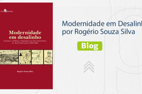Modernidade em Desalinho por Rogério Souza Silva