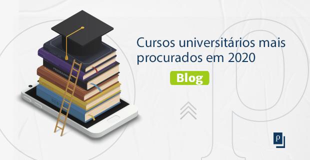 Cursos universitários mais procurados em 2020