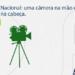 O Cinema Nacional: uma câmera na mão e uma ideia na cabeça.