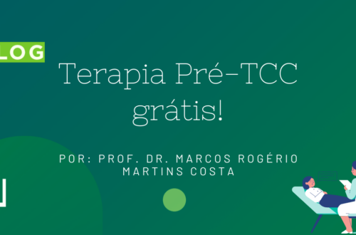 Terapia Pré-TCC grátis!
